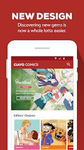 Download CIAYO Comics - Free Webtoon Comics Indonesia 3.1.6.8 APK