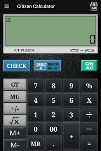 Download CITIZEN CALCULATOR 1.17 APK