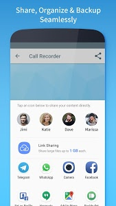 screenshot of Call Recorder - Automatic version 1.1.207