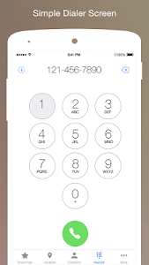 screenshot of Mobile number tracker version 2.4