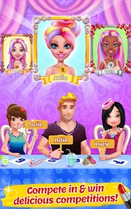 Download Candy Makeup Beauty Game - Sweet Salon Makeover 1.1.0 APK