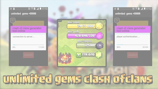 Download Cheat For Clash Of Clans prank 1.0.4 APK
