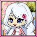 Cherry-blossom Pretty girl