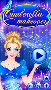Download Cinderella Beauty Makeover : Princess Salon 1.3 APK