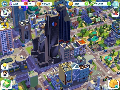 Download City Mania: Town Building Game 1.5.0a APK