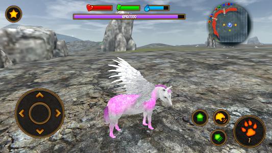 Download Clan Of Pegasus Flying Horse 1 2 Apk Downloadapk Net
