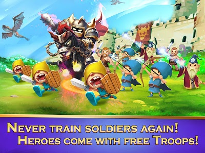 screenshot of Clash of Lords 2 version 1.0.191