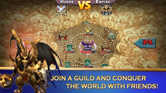 screenshot of Clash of Lords 2 version 1.0.219