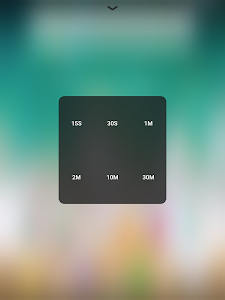 screenshot of Control Center OS 11 version 1.5.6