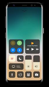 screenshot of Control Center OS 11 version 1.5.5