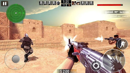 screenshot of Counter Terrorism Shoot version 1.0