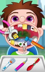 screenshot of Crazy Children's Dentist Simulation Fun Adventure version 1.0.4