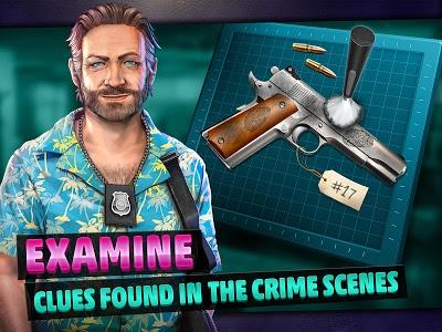 screenshot of Criminal Case: Pacific Bay version 2.26