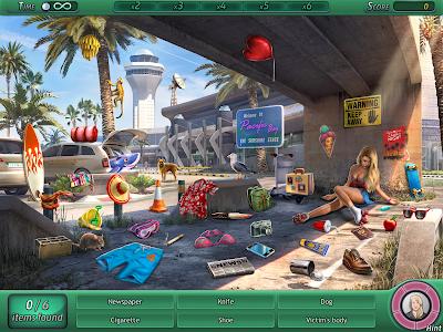 screenshot of Criminal Case: Pacific Bay version 2.15.4