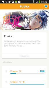 Download Crunchyroll Manga 4.0.2 APK