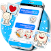 Download Cute Bunny Stickers 1.222.33.3 APK