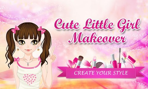 Download Cute Little Girl Makeover 1.1й APK
