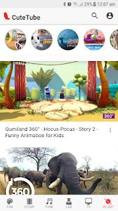 Download كيوت تيوب • CuteTube 1.1.3 APK