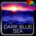 Download Dark Blue Sea Theme for Xperia 1.3.0 APK