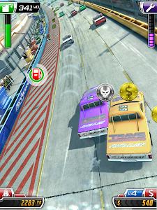 screenshot of Daytona Rush version 1.4.3