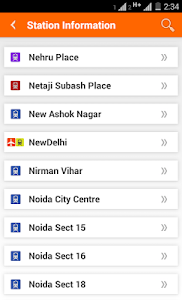 Download Delhi Metro Map,Fare, Route , DTC Bus Number Guide 2.1.2 APK