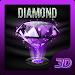 Download Deluxe Diamond 3D Theme 1.1.7 APK