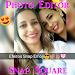 Download ❤ Desfocar Fundo Carinhas Efeitos Snap InstaSquare 3.00 APK