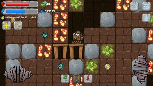 Download Digger Machine: dig and find minerals 2.4.0 APK