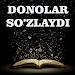 Download Donolar so'zlari 8.0 APK