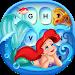 Download Dream Mermaid keyboard 10001004 APK