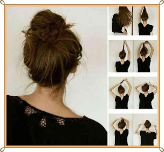 Download Easy Hairstyle Step by Steps 1.1 APK | downloadAPK.net