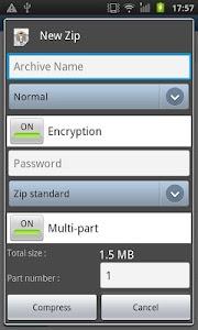 Download Easy Unrar, Unzip & Zip 3.4 APK