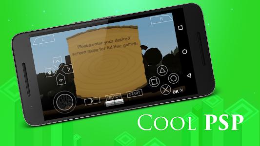 Download Emulator for PSP Cool 2017 1.6.0 APK