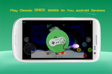 screenshot of Emulator for SNES Free (? Play Retro Games ? ) version Varies with device