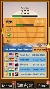 screenshot of Endless Run Lost Oz version 1.0.5