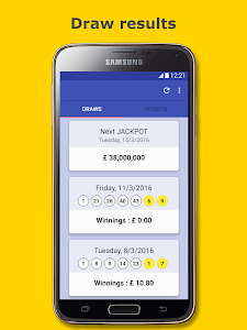 Download Results for Euromillions 2.2 APK