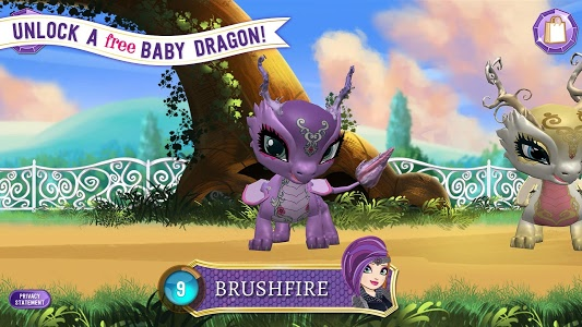 screenshot of Ever After High™: Baby Dragons version 1.4