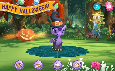screenshot of Ever After High™: Baby Dragons version 1.5