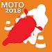 Download Examen Permis Plateau Moto A A1 A2 - Fiches Oral 2.6.2 APK