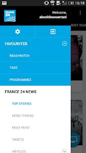 Download FRANCE 24 3.8.5 APK