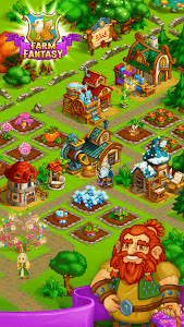 Download Farm Fantasy: Happy Magic Day in Wizard Harry Town 1.26 APK