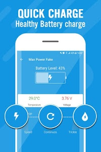 screenshot of Fast charger battery version 1.0.1