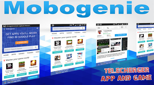 screenshot of Fast Moboɡenie Guía version 7.0