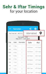 screenshot of Qibla Connect® Find Direction version 4.7