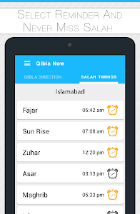 screenshot of Qibla Connect™ Find Direction version 3.2