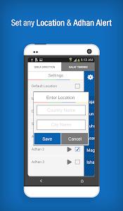 screenshot of Find Qibla Direction version 2.2