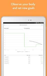 screenshot of Fitatu Calorie Counter and Diet version 2.32.3