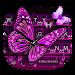 Download Flash Butterfly Kika Keyboard 39.0 APK