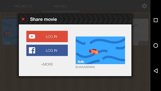 screenshot of FlipaClip - Cartoon animation version 1.5.2.4