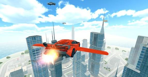 Download Flying Car 3D 2.7 APK